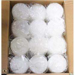 CASE OF 1200 DIXIE COLD BEVERAGE PLASTIC LIDS