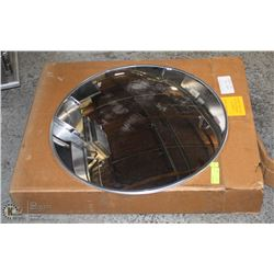 "24"" CIRCULAR SECURITY MIRROR"