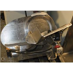 "BERKEL 13"" MEAT SLICER AS IS"