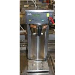 CURTIS COMMERCIAL COFFEE BREWER D500/D60 WITH