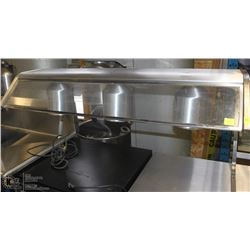 3 LAMP FOOD WARMING STAND 120V