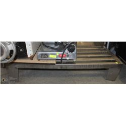 "STAINLESS STEEL DUNNAGE RACK 48""X24""X10"""