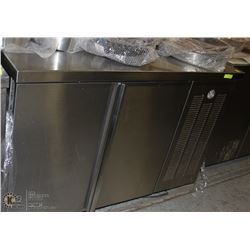 DIAMOND STAINLESS STEEL DOUBLE DOOR REFRIGERATED
