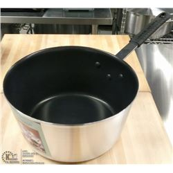 7QT COATED ALUMINUM SAUCE POT