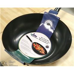 "11"" NON-STICK WOK, INDUCTION CAPABLE"