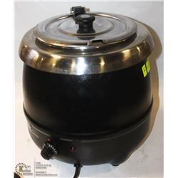 COMMERCIAL SOUP POT