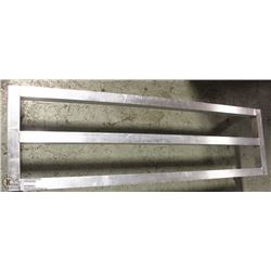 NEW ALUMINUM DUNNAGE RACK