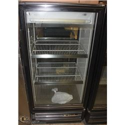 UPRIGHT TRUE PASSTHROUGH REFRIGERATOR