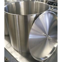 100QT EXTRA HD STAINLESS STOCK POT INDUCTION