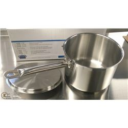 4.5QT HD STAINLESS SAUCE PAN INDUCTION CAPABLE