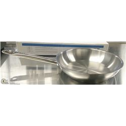 9.5  EXTRA HD STAINLESS FRY PAN INDUCTION CAPABLE