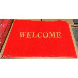"""WELCOME MAT 34"""" X 46"""""""