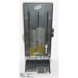 NEW DIXIE SMART STOCK CUTLERY DISPENSER