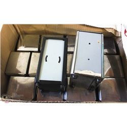 BOX OF S/S TABLE NAPKIN DISPENSERS