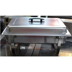 NEW HALF SIZE STAINLESS CHAFING DISH SET