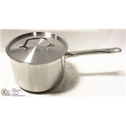 4.5 QUART INDUCTION CAPABLE HEAVY DUTY SAUCE PAN