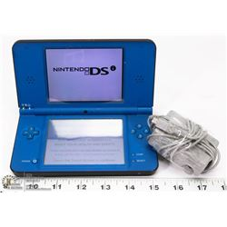 NINTENDO DS IXL GAME SYSTEM WITH CORD