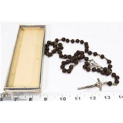 VINTAGE ESTATE ROSARY