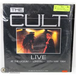 THE CULT LIVE AT THE LYCEUM-LONDON-20TH MAY 1984