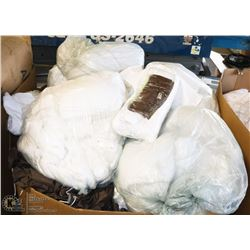 PALLET OF RAGS