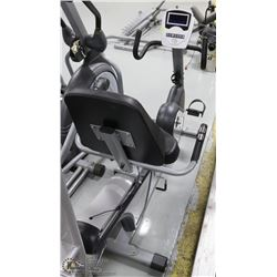 FREQUENCY FITNESS RECUMBENT TRAINER