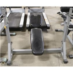 HEAVY DUTY BENCH PRESS