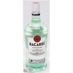 BACARDI WHITE RUM 1.75L 40%