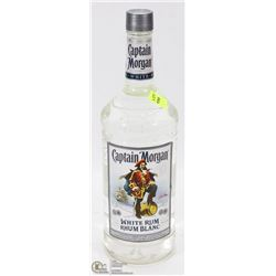 CAPTAIN MORGANS WHITE RUM 1.14L 40%