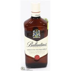 BALLANTINES FINEST LONDON SCOTCH WHISKEY 750ML 40%