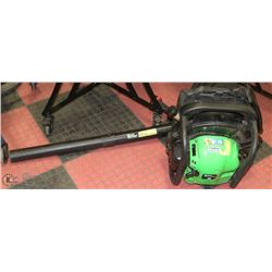 GREEN MACHINE BACK PACK GAS BLOWER