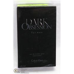 CALVIN KLEIN DARK OBSESSION FOR HIM RETAIL $80.00