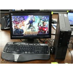LENOVO M SERIES SMALL DESKTOP WIN 10 PRO/500GB