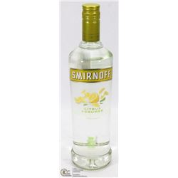 SMIRNOFF CITRUS FLAVORED VODKA 750ML 35%
