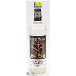 CAPTAIN MORGAN SPICED RUM SILVER 35%-750ML