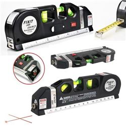 NEW FIX IT LASER LEVEL PRO 3