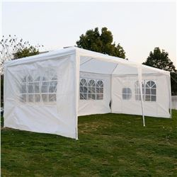 NEW WHITE 10FT X 20FT WEDDING PARTY EVENT TENT