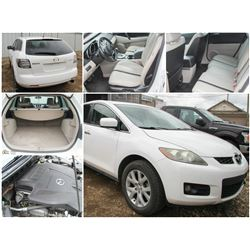 FEATURED 2008 MAZDA CX-7 TURBO