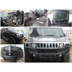 FEATURED 2005 H2 HUMMER