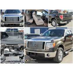 FEATURED 2009 FORD F 150
