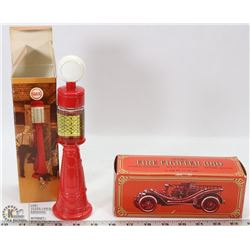 UNUSED IN ORIGINAL BOX 1910 FIRE FIGHTER AND GAS