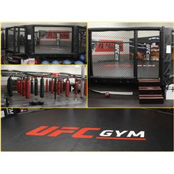 FEATURED ITEMS: UFC TRAINING OCTAGON CAGES