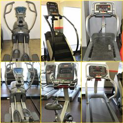 FEATURED ITEMS: CARDIO TRAINING EQUIPMENT