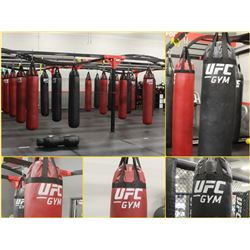 FEATURED ITEMS: LARGE HEAVY BAGS AND RACKS