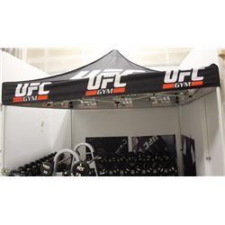 UFC 10 X 10 PORTABLE TENT AWNING