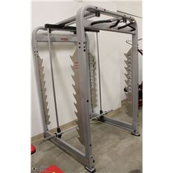 STAR TRAC MAX SMITH MACHINE