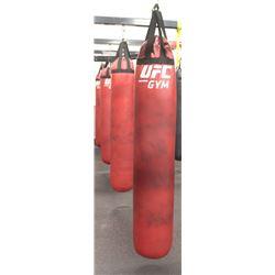 RED UFC 100LB UFC HEAVY BAG