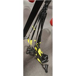 LOT OF 5 SUSPENSION TRAINERS