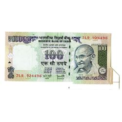 Reserve Bank of India, 2007, Major Cutting Error Note