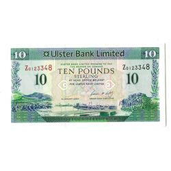 Ulster Bank Limited, 2007, Replacement Note