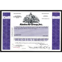 Alaska Air Group, Inc. 1990.